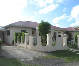 Rodney Bay Bungalow